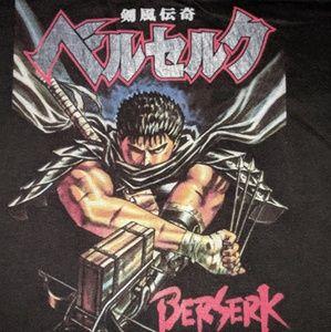 """BERSERK Manga """"Vol.1 Cover Art""""Kentaro Miura's Art"""